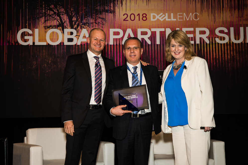 MDS SI wins Best Service Partner award from DELL EMC